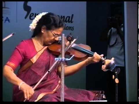 Svatantra 2013 Jugalbandi Tn Krishnan & N Rajam video