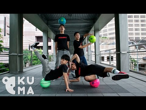 Epic Freeballin' - Taiwan Freestyle Basketball 台灣花式籃球 video