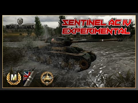 World of Tanks // Sentinel AC IV // Ace Tanker // 2 Marks of Excellence // Xbox One