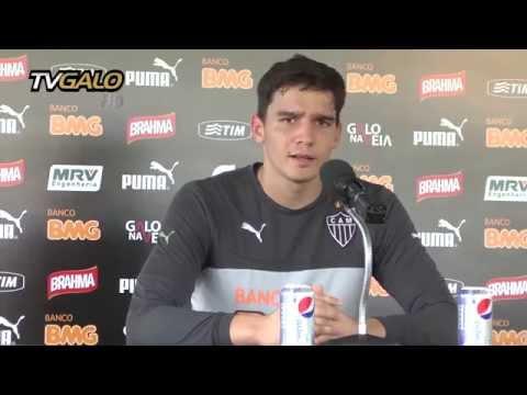 30/10/2014 Galo inicia preparação para enfrentar o Atlético-PR
