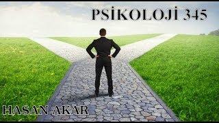 Hasan Akar - Psikoloji 345