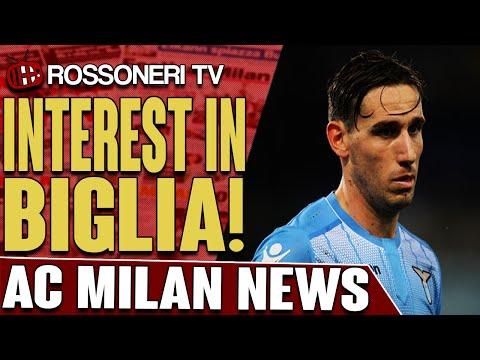 Interest In Biglia!   AC Milan News   Rossoneri TV
