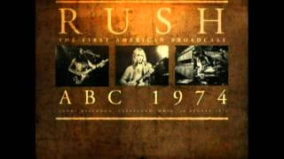 Rush - Fancy Dancer  ABC (1974)