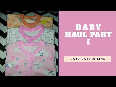 Perlengkapan Bayi Baru Lahir I - Perlengkapan Baju (Belanja Online)