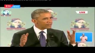 President Barack Obama's [FULL SPEECH] during the opening of Global Entrepreneurship Summit