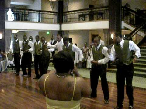 Groomsmen Stanky Leg video