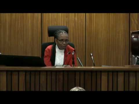 Oscar Pistorius Trial: Wednesday 9 April 2014, Session 4