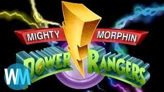 Top 10 Power Rangers Theme Songs