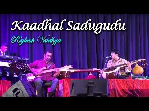 Kaadhal Sadugudu    Rajhesh Vaidhya