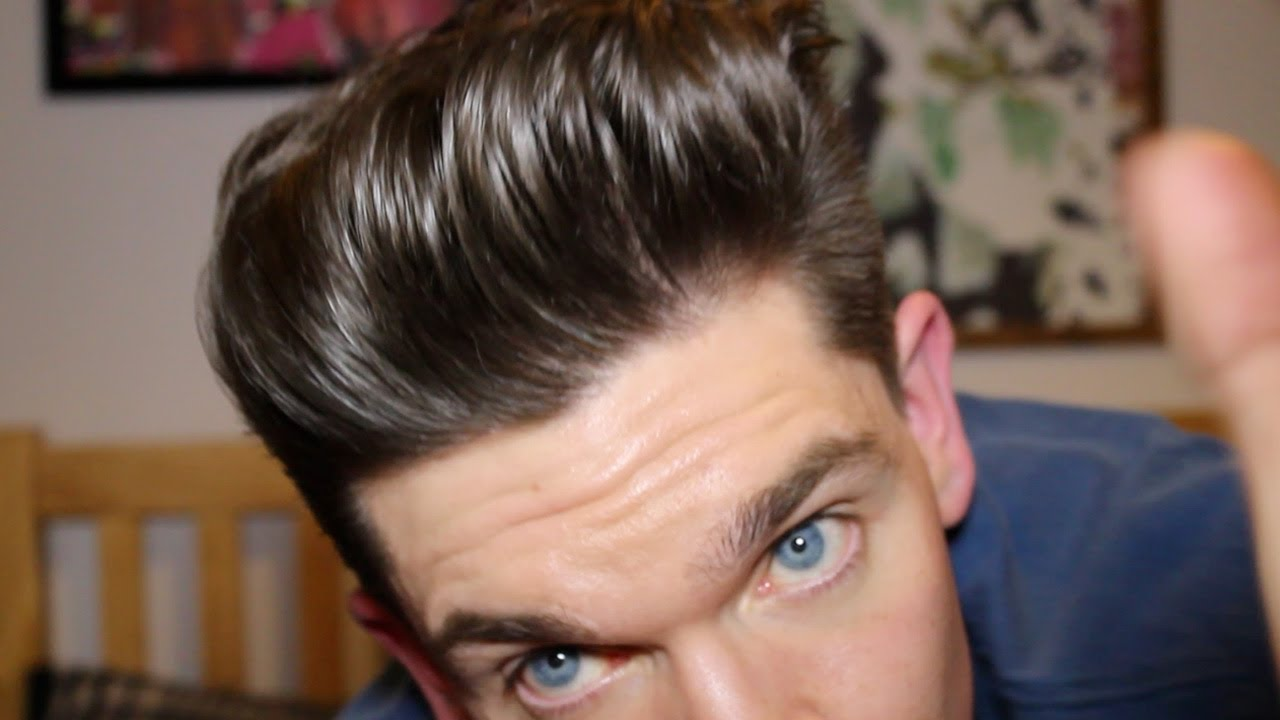 Quiff How To Youtube