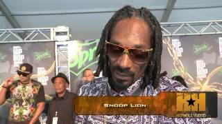 Snoop Lion Talks Working With Eddie Murphy on 'Red Light' - HipHollywood