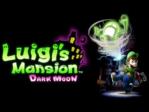 Nintendo News: Luigi's Mansion Dark Moon and 3DS Rumors