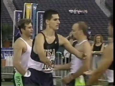 Tony Volpentest athlete profile from CBS's TV coverage of the 1996 Atlanta Paralympics