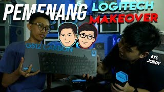 Video Terakhir Jordy ! Pengumuman Logitech Make Over !