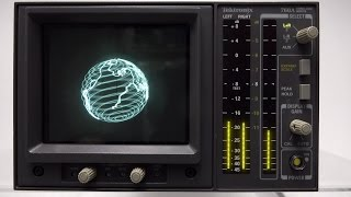 Oscilloscope Music - Pictures from Sound
