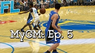 NBA 2K14 MyGM Ep. 5: Ready to Compete