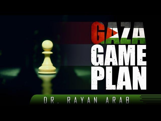 Gaza Game Plan - 5 Ways To Help Gaza ᴴᴰ ┇ #GGP ┇ by Dr. Rayan Arab ┇ TDR Production ┇