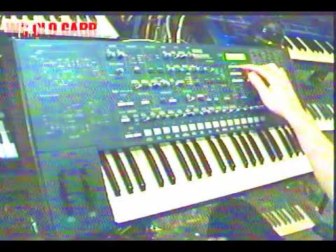Korg MS2000   demo (1 of 2) by syntezatory.prv.pl