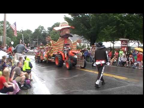 New Boston 83rd Annual 4th of July Parade 2014