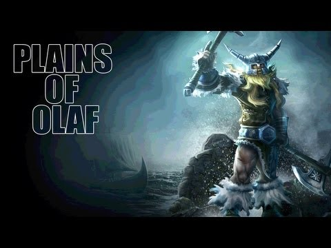 League of Legends : Plains of Olaf