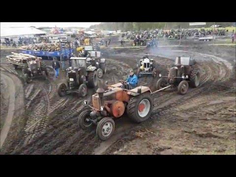 Gloeikoppersweekend 2016 lanz Bulldog Ursus pampa vierzon hotbulb tractor
