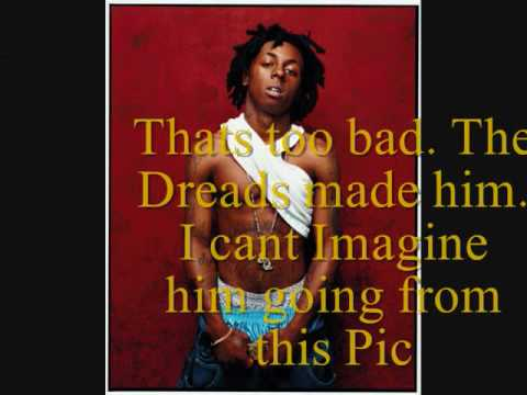 Lil Wayne with no Dreads. Official Picture - YouTube