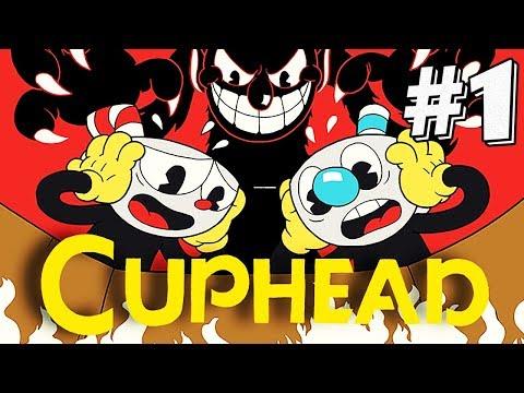 ЗАПИСЬ СТРИМА ► Cuphead #1