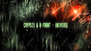 Crypsis & B-Front - Universe (Official Preview)