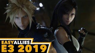 Final Fantasy VII Remake Impressions - E3 2019 (Day 1 Highlight)