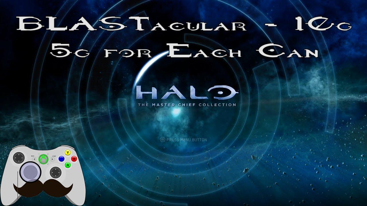 Halo MCC (Halo 2): BLASTacular Achievement Guide - YouTube