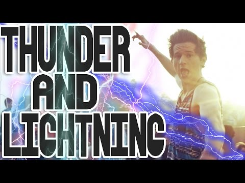 THUNDER AND LIGHTNING (OFFICIAL MUSIC VIDEO) - RICKY DILLON