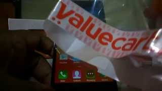 Lenovo K3 Note Unboxed Via Valuecart.in