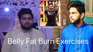 Belly Fat Burn exercises for Women and Gents 11