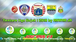 Jogress v3 Textures + Sd Full Transfer. Mod Gojek Liga 1 2018 By Anwar Jr   Goblin tv 7.83 MB