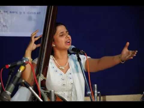 Bhinna Shadaj Part II -Mahalaxmi Shenoy-Vilambit Ektaal & Drut...