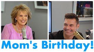 It's Connie Seacrest's Birthday | On Air With Ryan Seacrest
