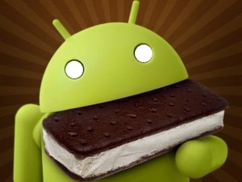 Worlds best Ice cream sandwich..YUM! Not Android:)