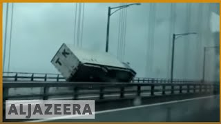 🇯🇵 🌀 Typhoon Jebi: Strongest storm to hit Japan in 25 years | Al Jazeeera English