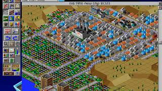 || SimCity 2000 || **Successful** Hard Mode Play Through ||