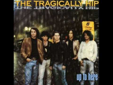 Tragically Hip - New Orleans Is Sinking