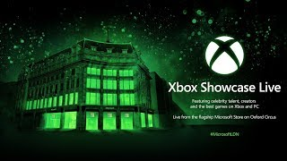 Xbox Showcase Live from the flagship Microsoft Store London, with Taron Egerton, John Boyega + more!