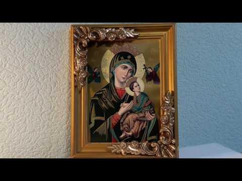 Вервиця до Матері Божої Неустанної Помочі