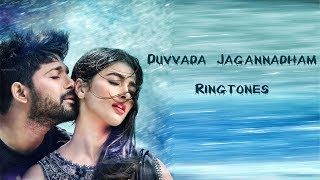 Duvvada Jagannadham(DJ) Movie Ringtones  |Free Download|