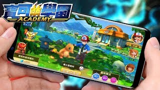 Gameplay #2! Pokemon 3D RPG Academy 精靈寶可夢 - Android IOS Gameplay