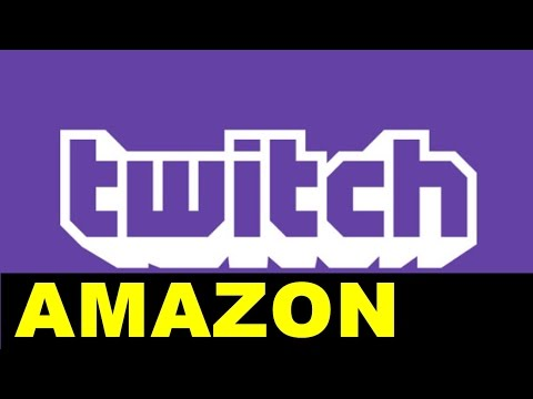 It's Official, Amazon Buys Twitch for Nearly $1B