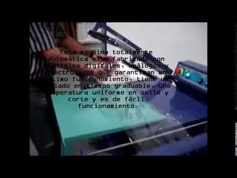 EMPAQUES TERMOENCOGIBLE, EMPAQUES Y SERVICIOS video brochure. 2011 e&s..wmv