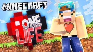 YOU ONLY HAVE ONE LIFE.. | One Life SMP #1