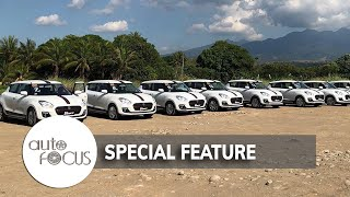 Auto Focus | Special Feature: Suzuki Swift Media Drive To Bataan