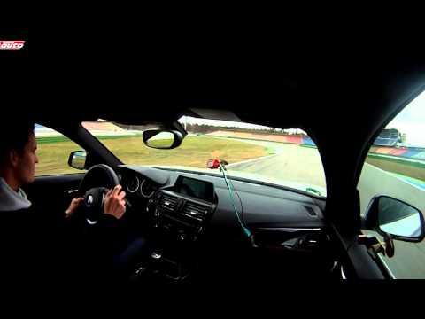Abt Audi A3 TDI vs AC Schnitzer BMW 118d Test sport auto Hockenheim
