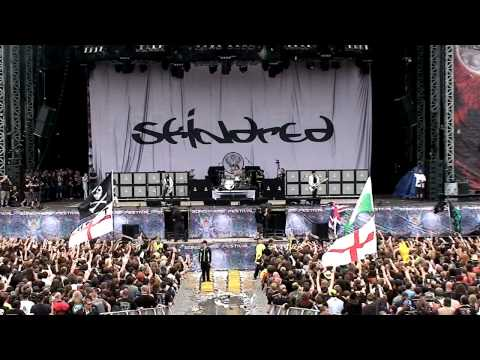 Skindred live at Sonisphere 2010 - Nobody EXCLUSIVE (HD)